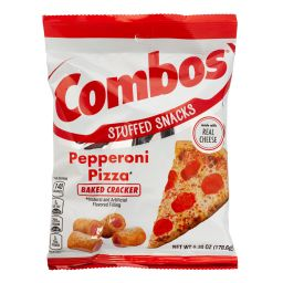 Combos Pepperoni Pizza 6.3oz (178.6g)