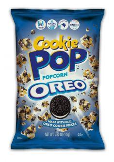 Cookie Pop Oreo Popcorn 5.25oz (149g)