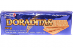 Colombina Crackenas Doraditas 12.84oz (364g)