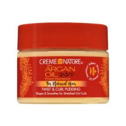 Creme Of Nature Argan Oil Twist & Curl Pudding 11.5oz (326g)