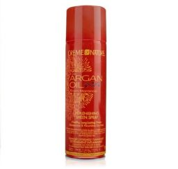 Creme of Nature Argan Oil Replenishing Sheen Spray 11.25oz (473.1ml)