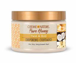 Creme of Nature Pure Honey Defining Custard 11.5oz (326g)