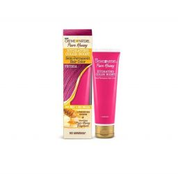 Creme of Nature Pure Honey Hydrating Color Boost Fuchsia 3oz (89ml)