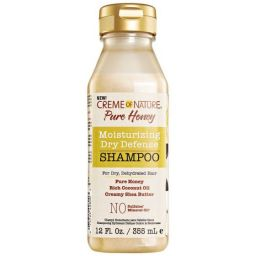Creme of Nature Pure Honey Moisturizing dry Defense Shampoo 12oz (355ml)