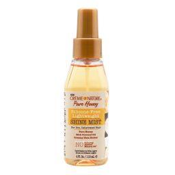 Creme of Nature Pure Honey Silicone-Free Lightweight Shine Mist 4oz (118ml)