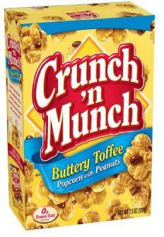 Crunch 'N Munch Buttery Toffee 99gr