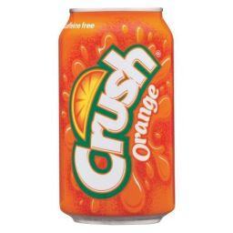 Crush Orange 355ml