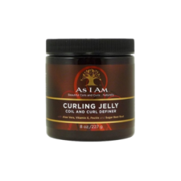 As I Am Curling Jelly - Coil and Curl Definer 8oz