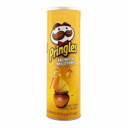 Pringles Honey Mustard 158gr