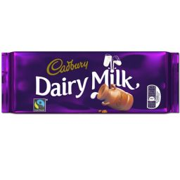 Cadbury Dairy Milk Chocolate 95gr
