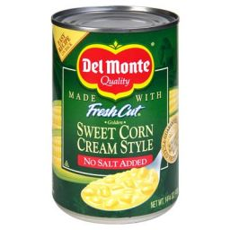 Del Monte Sweet Corn Cream Style 418g