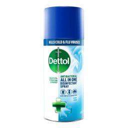 Dettol Anti-Bacterial Spray Crisp Linen 400ml