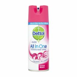 Dettol Anti-Bacterial Spray Orchard Blossom 400ml