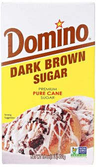 Domino Dark Brown Sugar 16oz (453g)