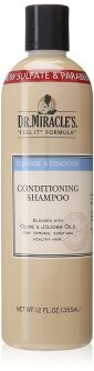 Dr. Miracle's Conditioning Shampoo 12oz (355ml)