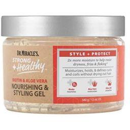 Dr. Miracles Nourishing & Styling Gel 12oz (340g)