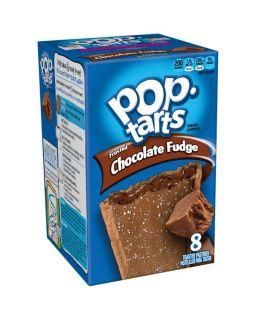 Kellogg's Pop-Tarts Choc Fudge 13.5oz (384g)