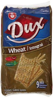 DUX Crackers Wholewheat 8.8oz (250g)