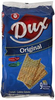 DUX Crackers Original 250gr