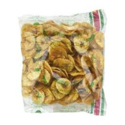 Banana Chips - round slices 200gr GROOT
