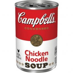 Campbell's Condensed Chicken Noodle Soup 10.75oz