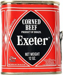 Exeter Corned Beef 340gr