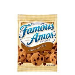 Kellogg's Famous Amos Chocolate Chip Cookies 2oz