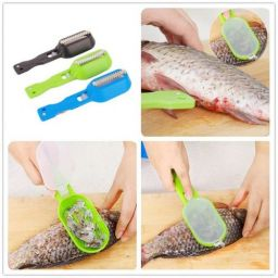 Fish Scales Skinner Groen