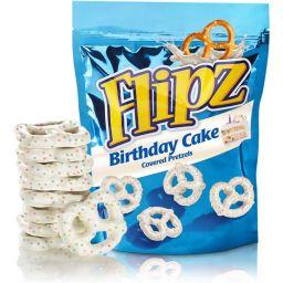 Flipz Birthday Cake 5oz (141g)