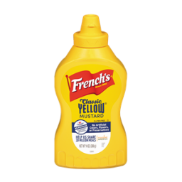 French's Classic Yellow Mustard 8oz (226g)