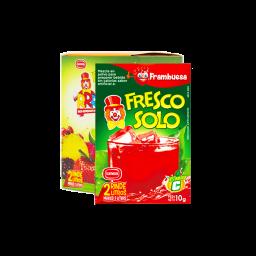 Fresco Solo Framboos 3.5oz (100g) - 10stuks 0.35oz (10g)