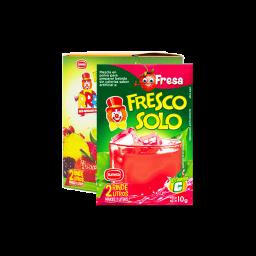 Fresco Solo Fresa 3.5oz (100g) - 10stuks 0.35oz (10g)