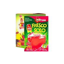 Fresco Solo Fresa - 10stuks