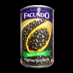 Facundo Zwarte Bonen 16oz (454g)