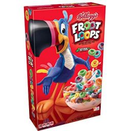 Kellogg's Froot Loops 14.7oz (417g)