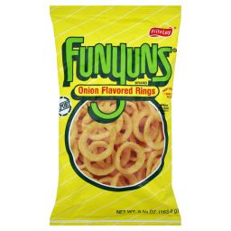 Funyuns Onion Flavored Rings 5.75oz (163g)