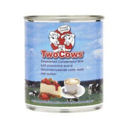 Two Cows Sweetened Condensed Milk 397gr