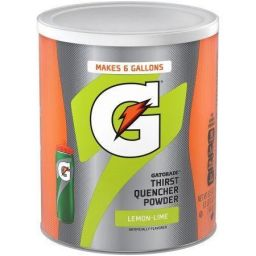Gatorade Lemon Lime Mix 1.45kg