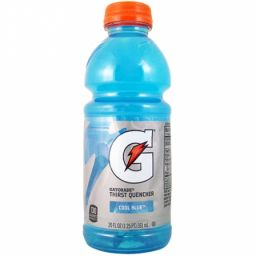 Gatorade Cool Blue 20oz (591ml)