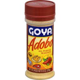Goya Adobo All purpose seasoning Hot 8oz (226g)