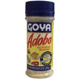 Goya Adobo without Pepper 8oz (226g)