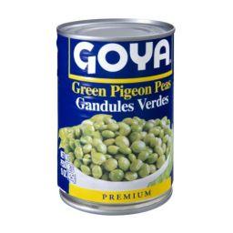 Goya Green Pigeon Peas 15oz (425g)