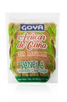 Goya Unrefined Sugar Penela 250gr