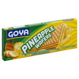 GOYA Pineapple Wafers 4.94oz