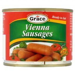 Grace Vienna Sausage 7oz (200g)