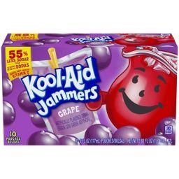 Kool-Aid Jammers Grape 10stuks