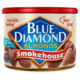 Blue Diamond Smokehouse Almonds 6oz