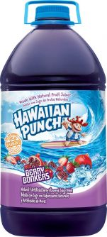 Hawaiian Punch Berry Bonkers 1gal (3.78l)