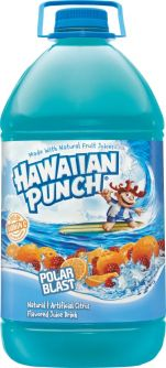 Hawaiian Punch Polar Blast 1gal (3.78l)