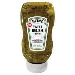 HEINZ Sweet Relish Squeeze 375ml